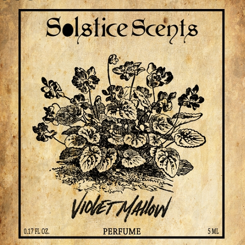 solstice scents violet mallow