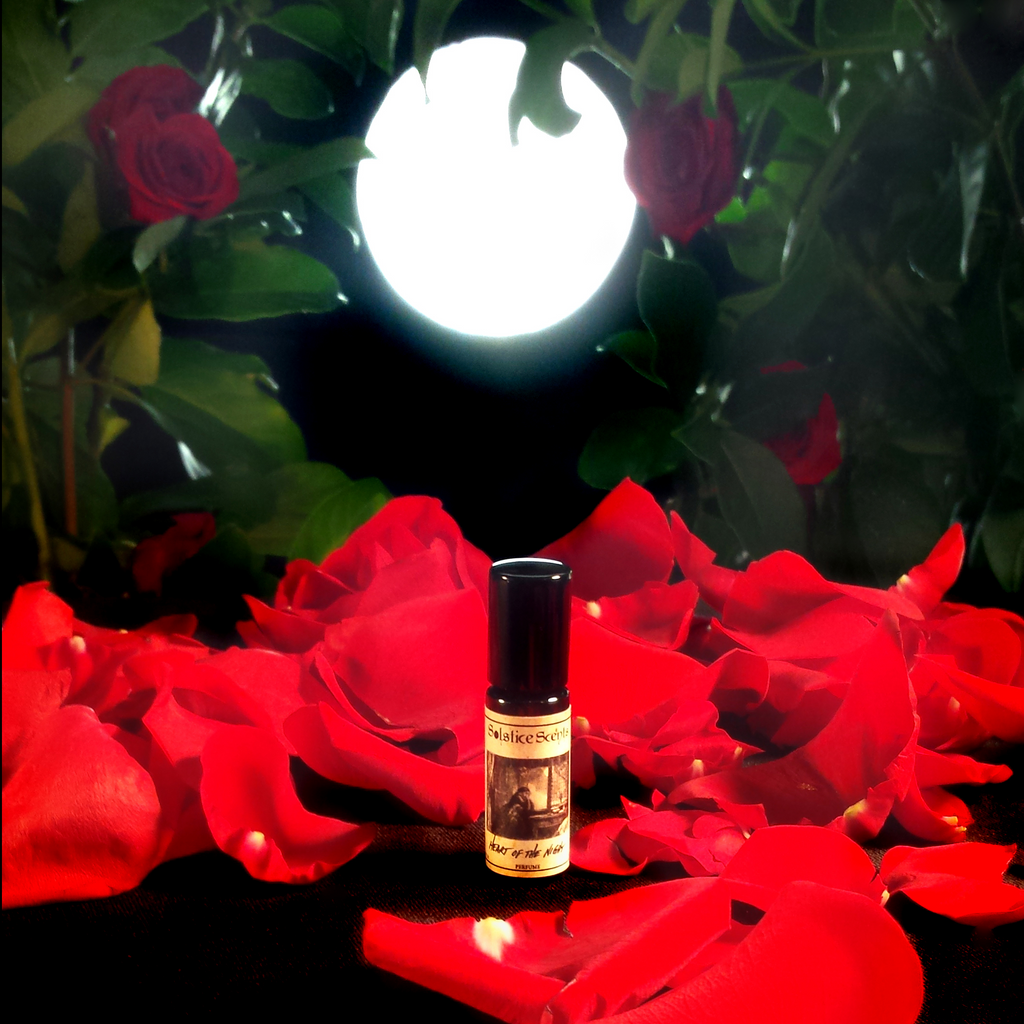 Solstice Scents Heart of the Night perfume