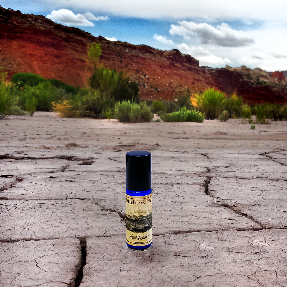 Solstice Scents High Desert Perfume