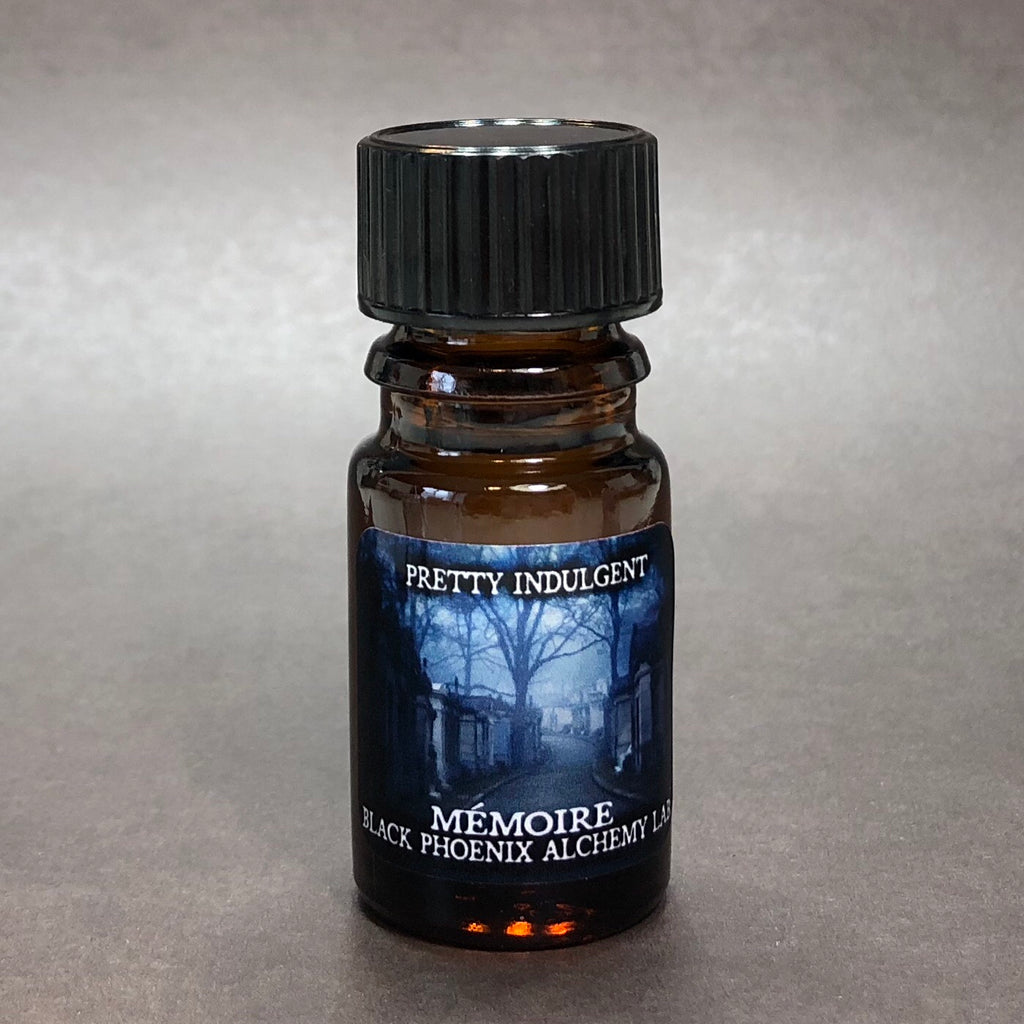 black phoenix alchemy lab bpal halloweenies Memoire