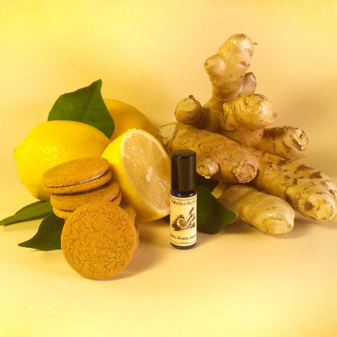 Lemon Ginger Creams Perfume