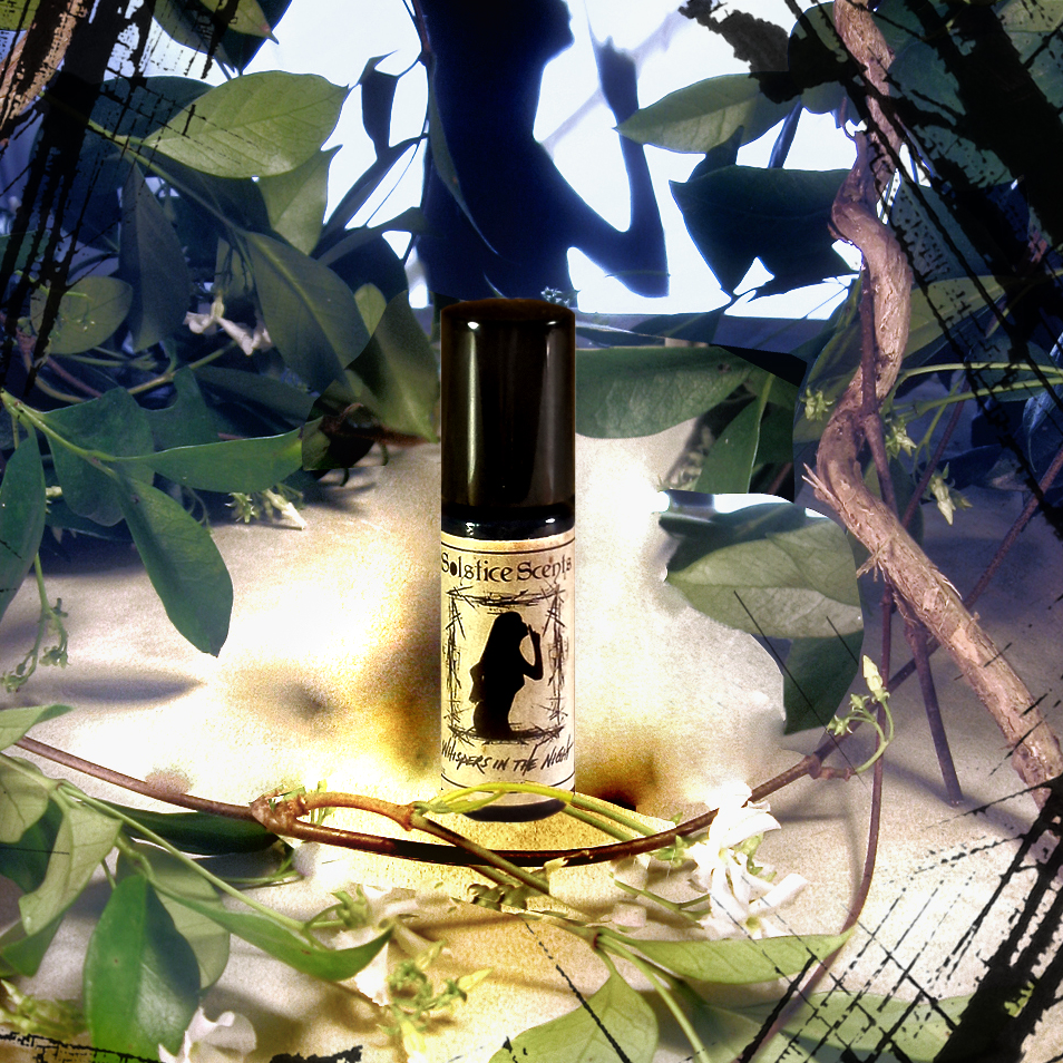 Whispers in the Night Perfume