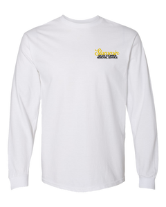 Removal Crew Long Sleeve White