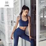 Anna Fitbabe Set - High waisted leggings and Sports Bra