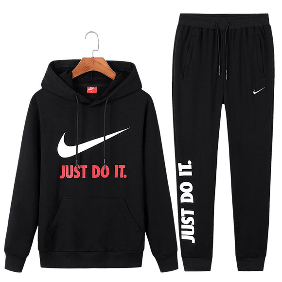 Nike just do it tracksuit
