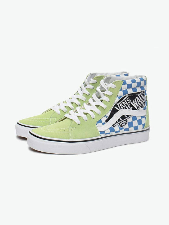VANS MIX CHECKER SK8-HI
