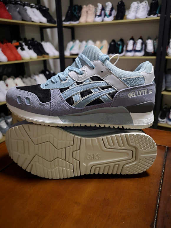 ASICS Leather Mono Pack Gel Lyte III