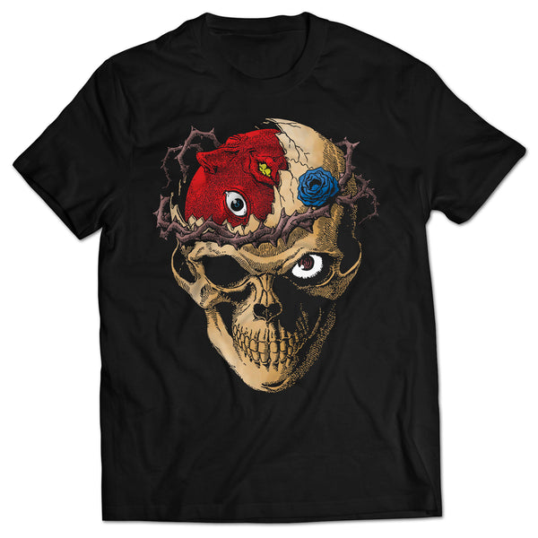 Knight of Skeleton T-shirt