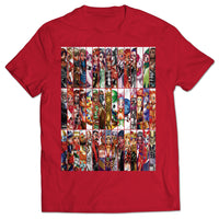 Challengers of Fate T-shirt