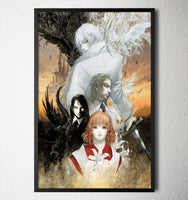 Song of Sorrow Poster