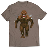 Brown Bastard T-shirt