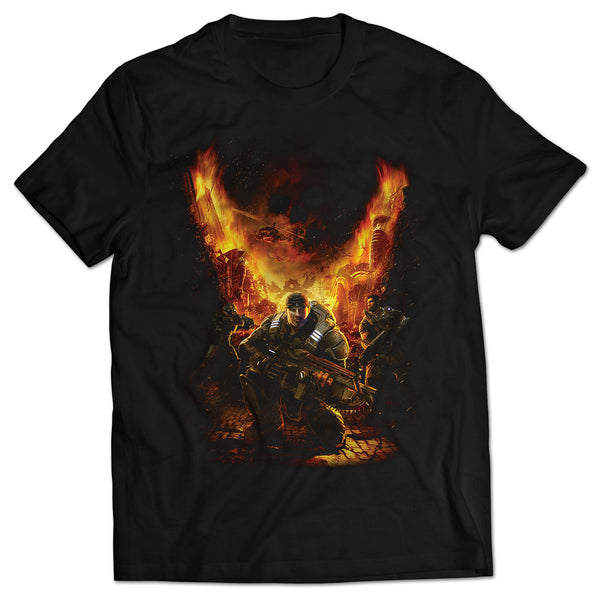 War Rages On T-shirt