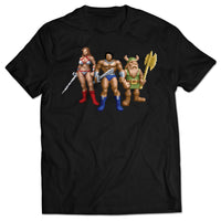 Bladed Barbarians T-shirt
