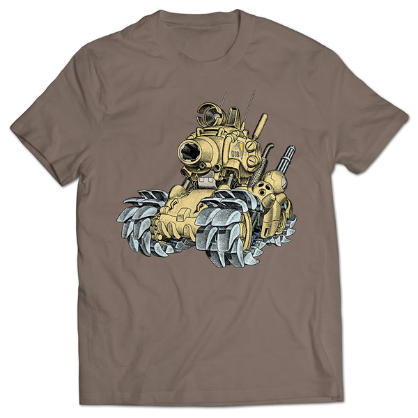 Super Vehicle-001 T-shirt
