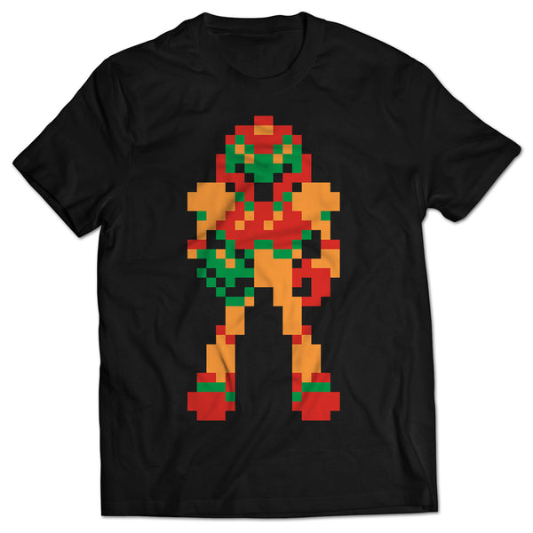 Retro Bounty Hunter T-shirt