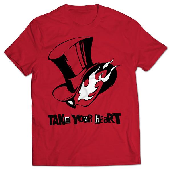 Take Your Heart T-shirt