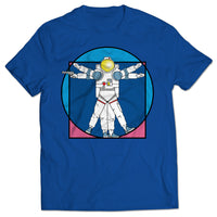 Space Police T-shirt