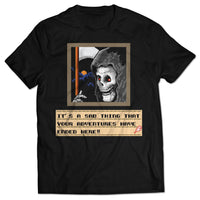 End of the Adventure T-shirt