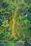 Tree of Mana Poster
