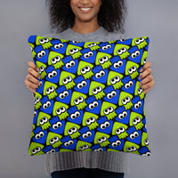 Squids Everywhere Pillow