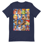 Super Portraits T-shirt