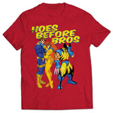 Hoes Before Bros T-shirt