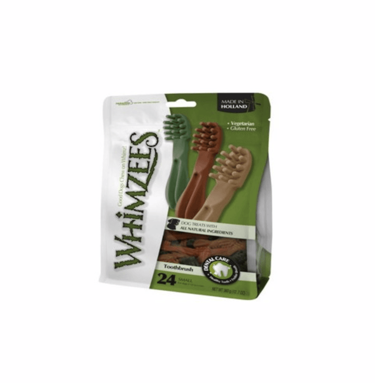 Whimzees - Toothbrush Multipack - Dental Treat