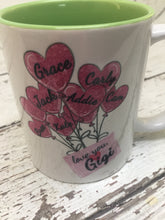 Load image into Gallery viewer, Gigi Mug Personalized