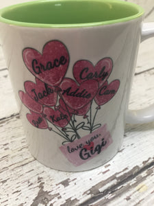 Gigi Mug Personalized