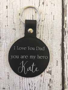 Personalized Dad Gift From Daughter