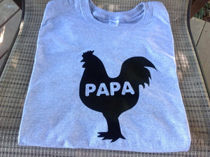 Chicken Rooster Papa Gift, Rooster Papa Gift Chicken, Papa Gift Chicken Rooster, Chicken Rooster Gift Ideas For Papa, Chicken Farm Animal