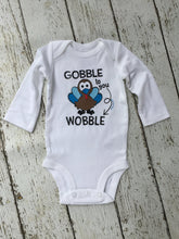 Load image into Gallery viewer, Thanksgiving Turkey Boys Outfit, Boys Thanksgiving Turkey Outfit, Thanksgiving Boys Turkey Outfit, Thanksgiving Baby Boys Outfit, Turkey Boy