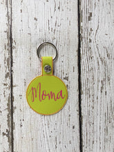 Load image into Gallery viewer, Personalized Moma Keychain, Moma Personalized Keychain, Keychain Personalized Moma, Moma Personalized Gift, Moma Birthday Christmas Gift