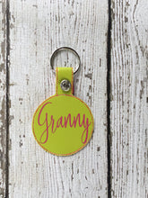 Load image into Gallery viewer, Granny Keychain Gift, Keychain Gift Granny, Birthday Gift Granny Keychain, Keychain Gift For Granny, Granny Birthday Christmas Gift Ideas