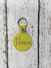 Load image into Gallery viewer, Nana Keychain Gift, Keychain Gift Nana, Birthday Gift Nana Keychain, Keychain Gift For Nana, Nana Birthday Christmas Gift Ideas