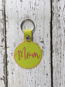 Mom Keychain Gift, Keychain Gift Mom, Birthday Gift Mom Keychain, Keychain Gift For Mom, Mom Birthday Christmas Gift Ideas