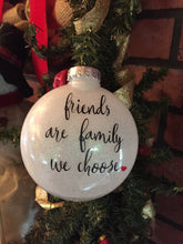 Load image into Gallery viewer, Friend Ornament Gift, Friend Ornament, Best Friend Christmas Gift, Friend Christmas Ornaments
