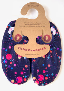 Kids water shoes- planets design