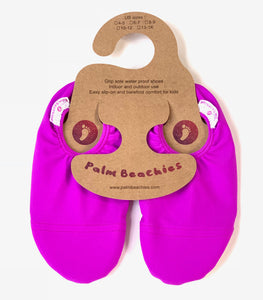Kids water shoes- All purple design