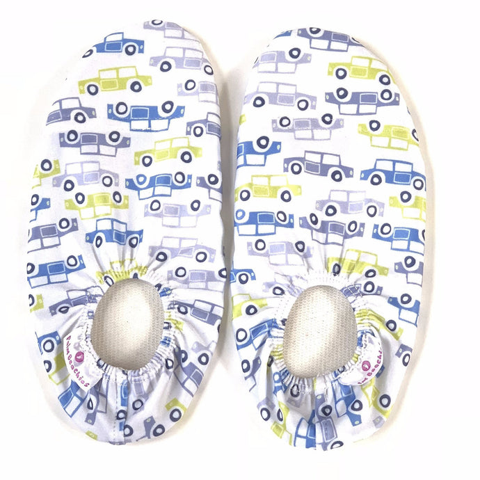 Kids water shoes- Car design