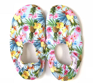 Kids water shoes - Pineapple design