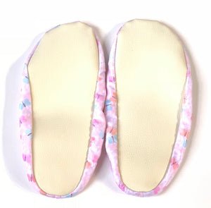 Butterfly kids water shoes