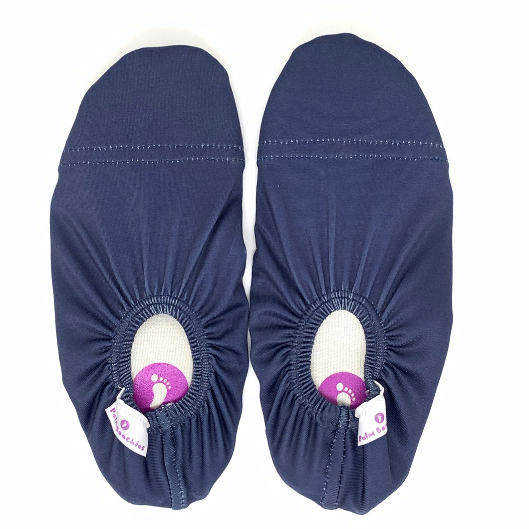 Navy Blue Adult Water Shoes