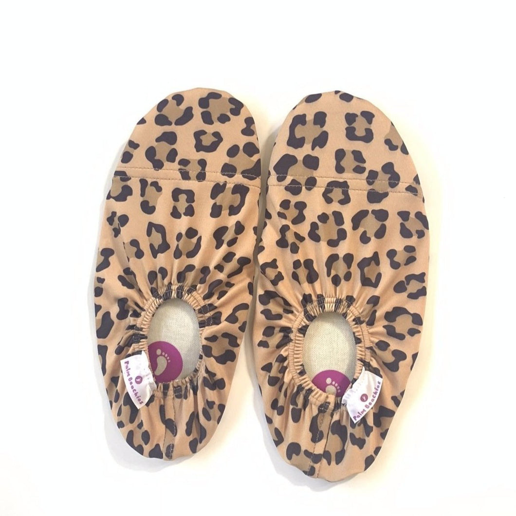 Leopard Kids Water Shoes