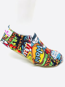 Comics Kids Water Shoes