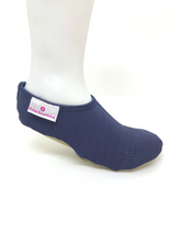 Load image into Gallery viewer, Navy Blue Kids Water Shoes