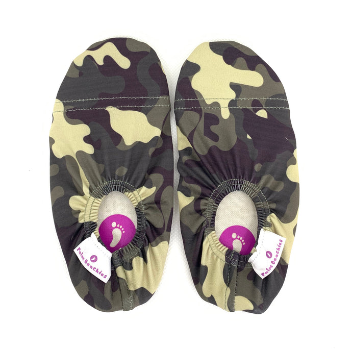 Camouflage Kids Water Shoes