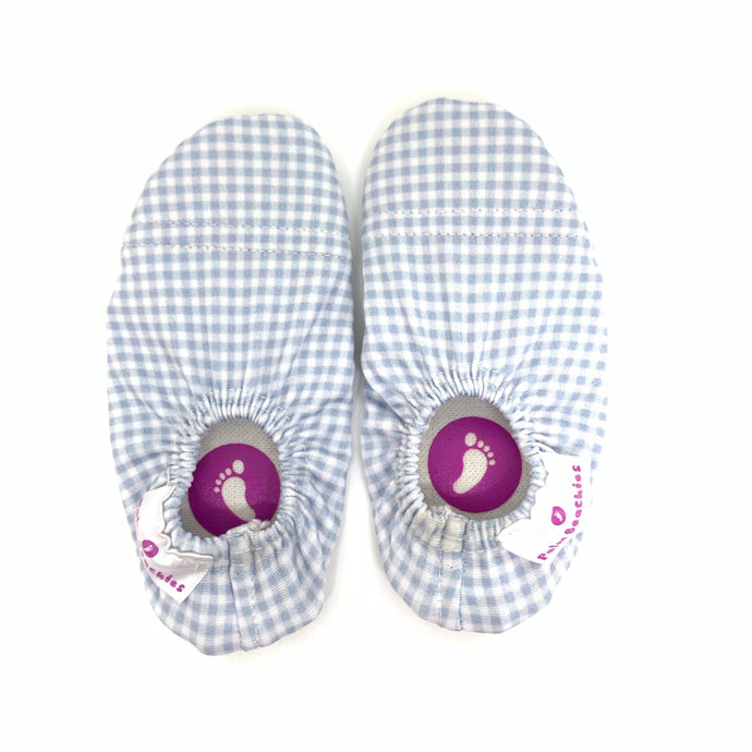 Gingham Kids Water Shoes