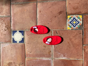 Red Kids Water Shoes