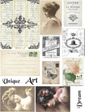French Chic Cut & Create Images
